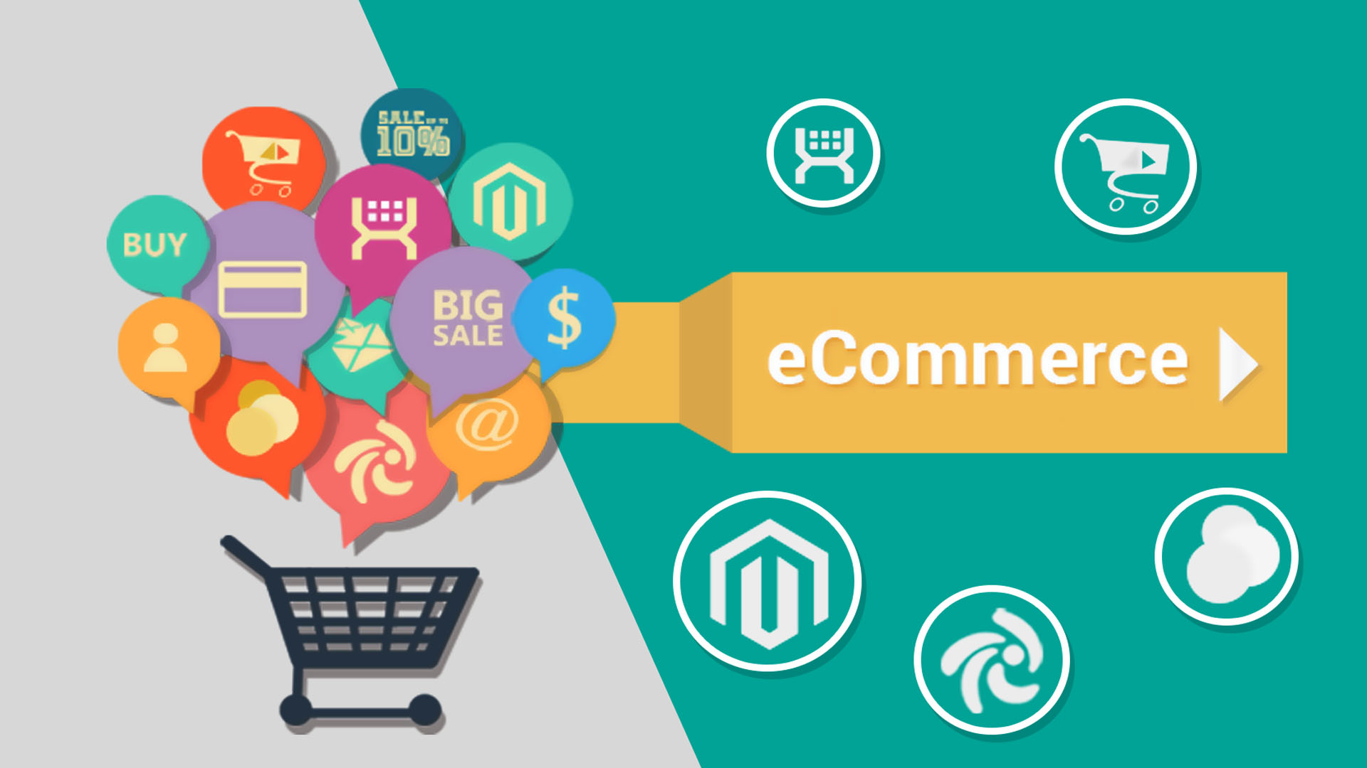 ECommerce Website Development Services,
